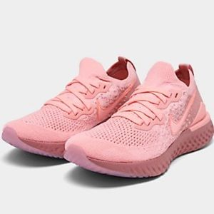 NWT Nike Epic React Flyknit 2 Running Shoes